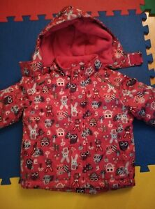 BRAND NEW : OUTERWEAR (2T) SNOW PANT (3T) DORA SNOW BOOT(SIZE:8)