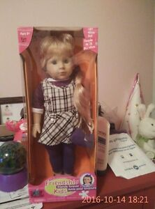 Friendship Friends Forever Kids Doll 18 inch -- brand new! Gatineau Ottawa / Gatineau Area image 2