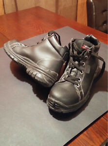 """Cofra"" Orthotic Steel Toe Work Boots"