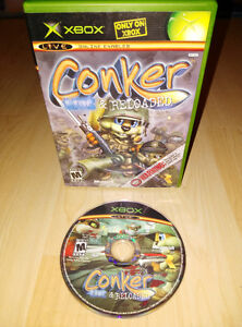 Conker Live and Reloaded For The Xbox
