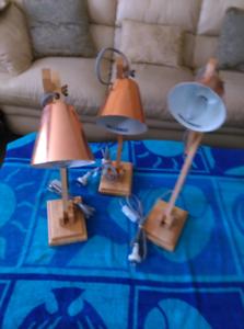 Desk or Bedside Lamps