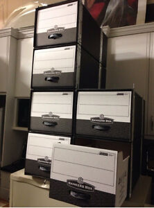 STK 2573 - BANKERS BOXES - FILING