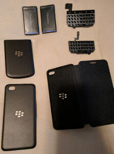 IPhone 4S and Blackberry- parts