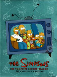 The Simpsons Complete Second Season Collector's Edition (3-DVD)