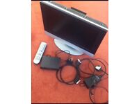 "Alba 19"" TV And DVD"