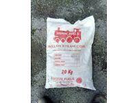 20 KG Bag Welsh Steam coal Grains Beans Small Nut signal fuels engines