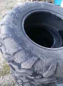 Stock grizzly tires