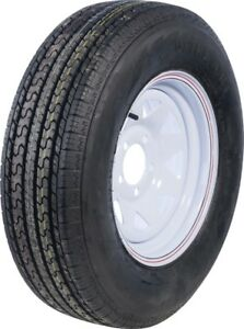 ST205/75R14 TRAILER TIRE & RIM ( BRAND NEW )