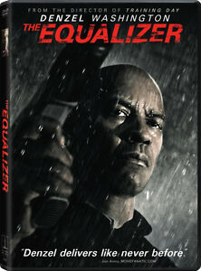 The Equalizer DVD London Ontario image 1