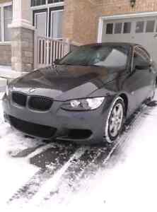 2007 3 series coupe 328i