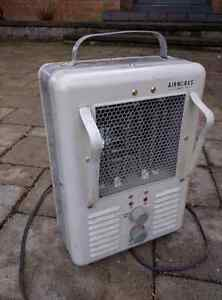 Shop space heater - electric