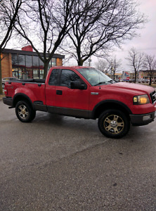 2004 Ford F150 FX4 Flare Side