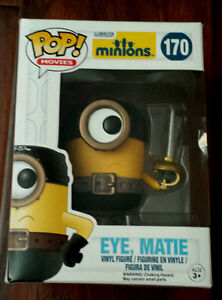 Funko Pop Vinyl figures - Minions, Space Ghost Cambridge Kitchener Area image 4