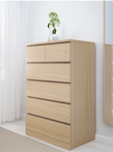 Malm commode ikea (pick up seulement)