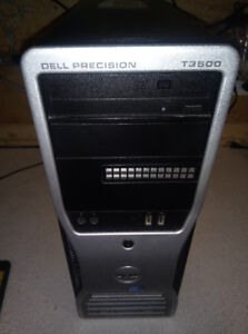 Dell Precision T3500 Workstation - Xeon Processor, 6GB RAM