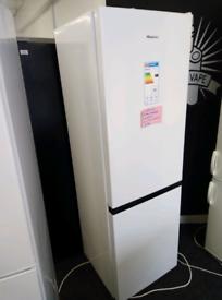 Hisense total no frost ex display fridge freezer