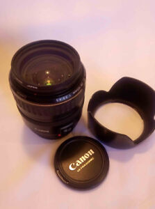 Canon EF 24-105 mm Ultrasonic Lens