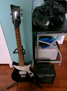 First Act Beginners Electric Guitar and Amp