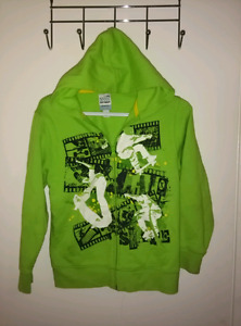 Youth Zip Up Hoodie. 1 for $10 / 2 for $15