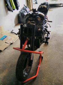 CBR600RR stunt bike part out!