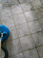 Tile & Grout / Carpet Cleaning.