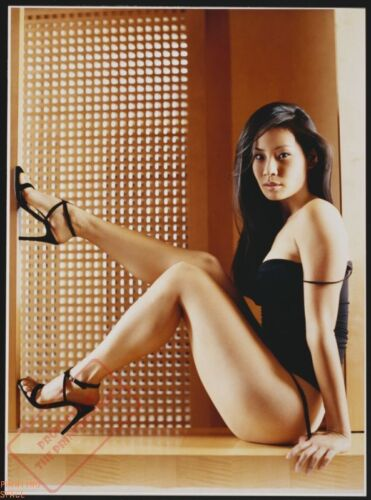 LUCY LIU Poster 80