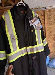 Trade FR insulated coveralls size L