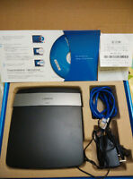 Linksys E2500 N600 Wireless Router