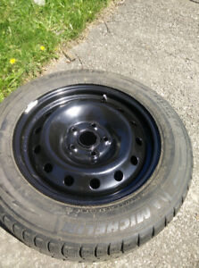 4x Michelin X-Ice 205 60 16 - 16""