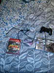 Ps3 for sale with 10 games ps eye camera and motion controller Kitchener / Waterloo Kitchener Area image 3