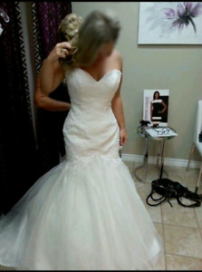 Maggie Sottero wedding dress - priced for quick sale