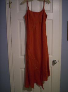 Robe en lin pour Femmes (pour Mariage ou Bal de finissantes)