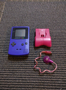 Gameboy Color and Accessories