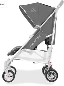 Maclaren pushchair brand new