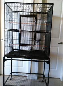 BRAND NEW Double-Deck Parrot Bird Cage For Sale