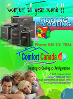NEW CENTRAL AIR ONLY $ 2000 WITH INSTALLATION SERVICE $75 ONLY