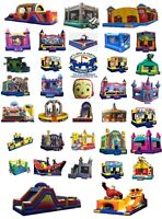 Kid Parties Games and Activities Inflatable Bouncy Castle