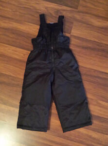 Size 2T toddler snow pants - Only used for one week