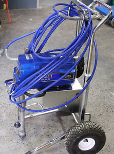 Airless Paint Sprayer - GRACO Ultimate MX II 695 for sale