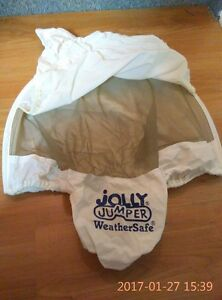 Jolly Jumper Weathersafe Infant Car Seat Cover