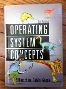 OPERATING SYSTEM CONCEPTS book West Island Greater Montréal image 1