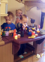 Drop in - part time - Full time childcare west kelowna