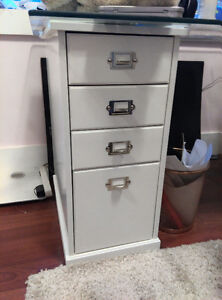 Ikea KLIMPEN storage unit/drawers for sale. Brand new condition