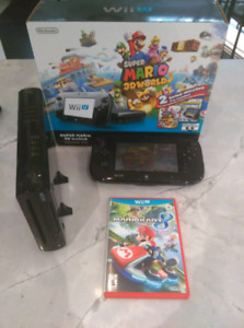 Wii U Great condition $225