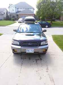 2003 Subaru Forester 2.5 XS *SAFETIED/E-TESTED*