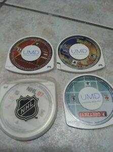 Disks for PSP