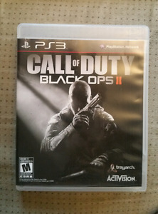 Call of duty black ops 2 Playstation 3