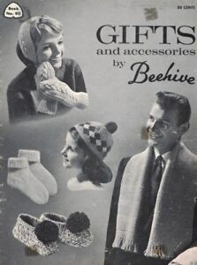 1950, BEEHIVE: GIFTS & ACCESSORIES, NO. 90, 24 PAGES EN ANGLAIS