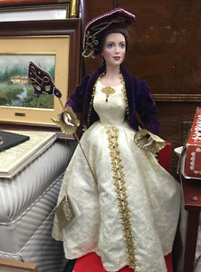 FRANKLIN MINT HEIRLOOM DOLLS COLLECTIBLES MISSISSAUGA