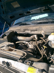Parting out low km ram 1500
